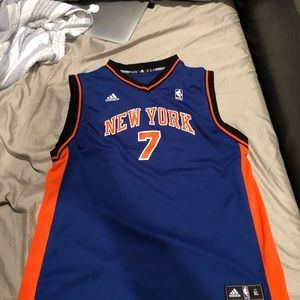 Adidas New York Knicks Carmelo Anthony Jersey